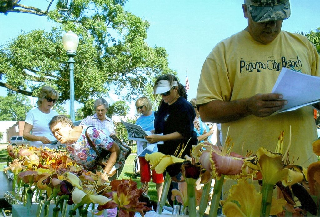 2009 Daylily Festival - May 30, 2009