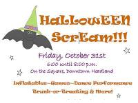 Halloween SCREAM!!!